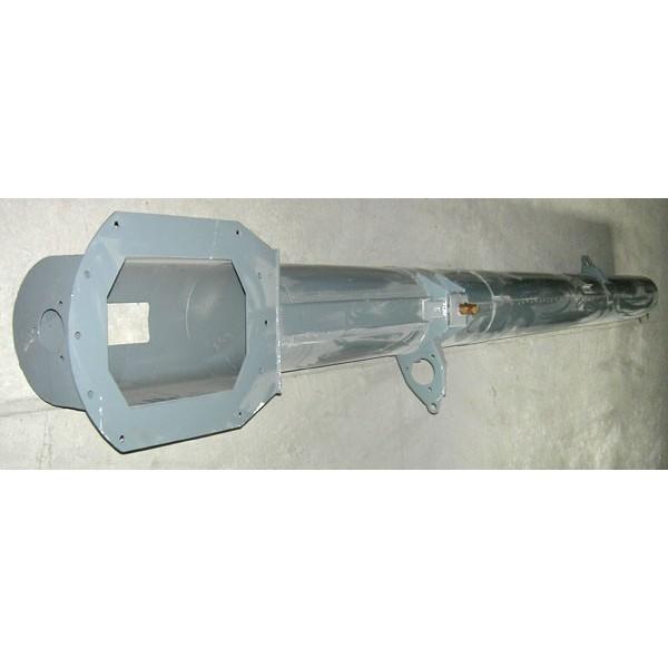 Кожух шнека выгрузного удлиненный ДОН-1500Б
