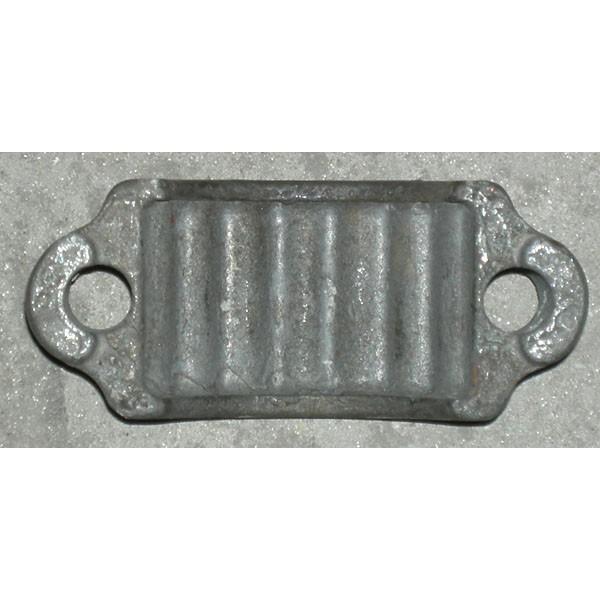 Крышка подвески верхнего решета ДОН-1500
