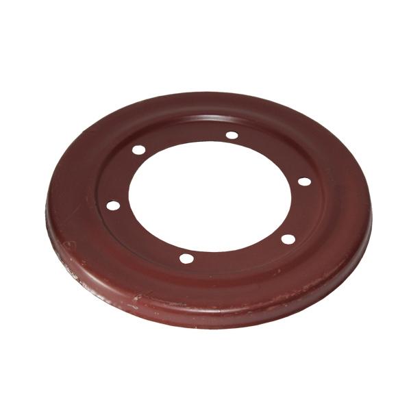 Кожух защитный (крышка 6отв.) цилиндра ротора косилки