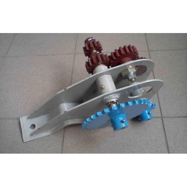 Механизм передач (редуктор) КРН 15 цепь