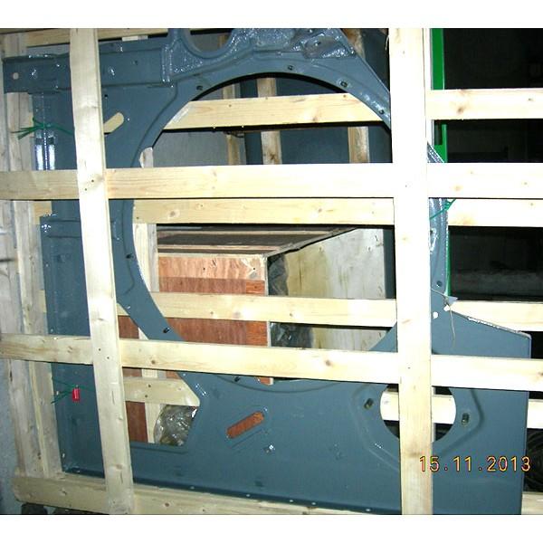 Панель левая передн. секции молотилки (РСМ-10Б.01.16.000)