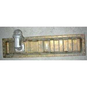 Бак водяного радиатора верхний в сборе