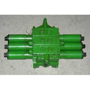 Гидрораспределитель 3 секции (электрический) Дон-1500