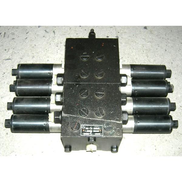 Гидрораспределитель 4 секции (электрический) Дон-1500