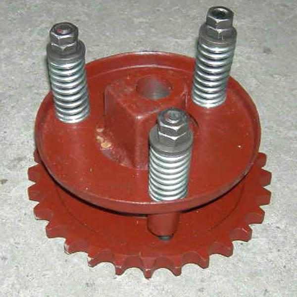Механизм предохранительный колосового шнека НИВА СК-5