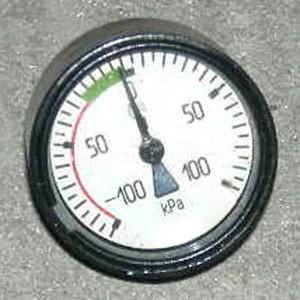 Мановакууметр ГСТ гидростатики ДОН-1500