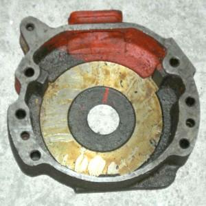 Корпус тормозной левый ДОН-1500