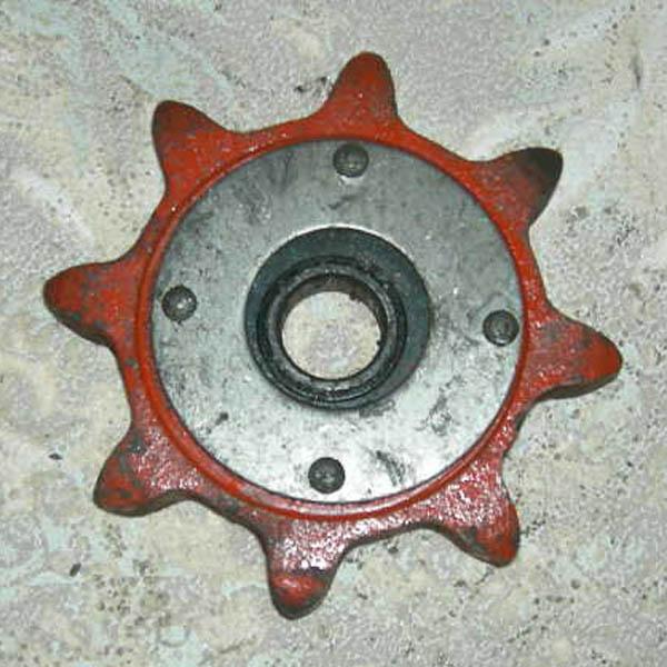 Звездочка натяжная z=8, t-38 НИВА СК-5
