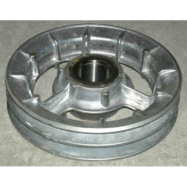 Шкив натяжной (2-х руч. d=250 mm) (контура к/пр и бараб.)