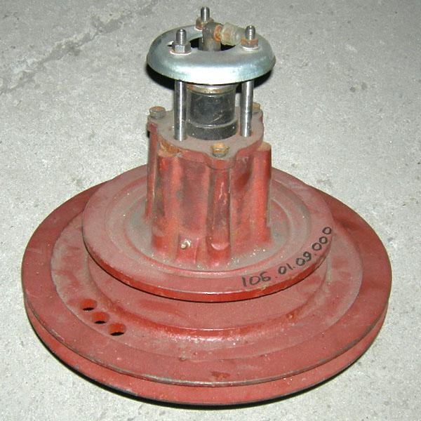 Контрпривод вентилятора в сборе ДОН-1500Б