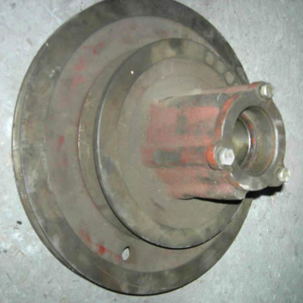 Шкив к/привода вентилятора очистки (ДОН-1500Б)