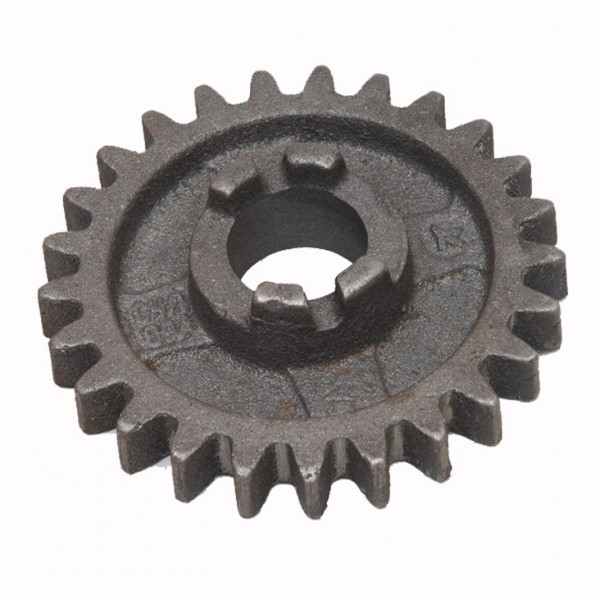 Колесо зубчатое редуктора сеялки СЗ-3,6 (Z=25) (туки)
