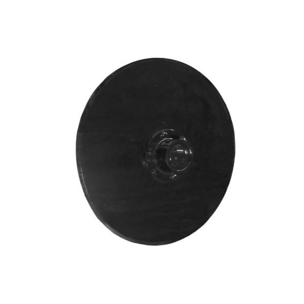 Диск сошника (со ступицей) борированный Велес-Агро